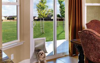 Pet Doors by Anlin Windows and Doors