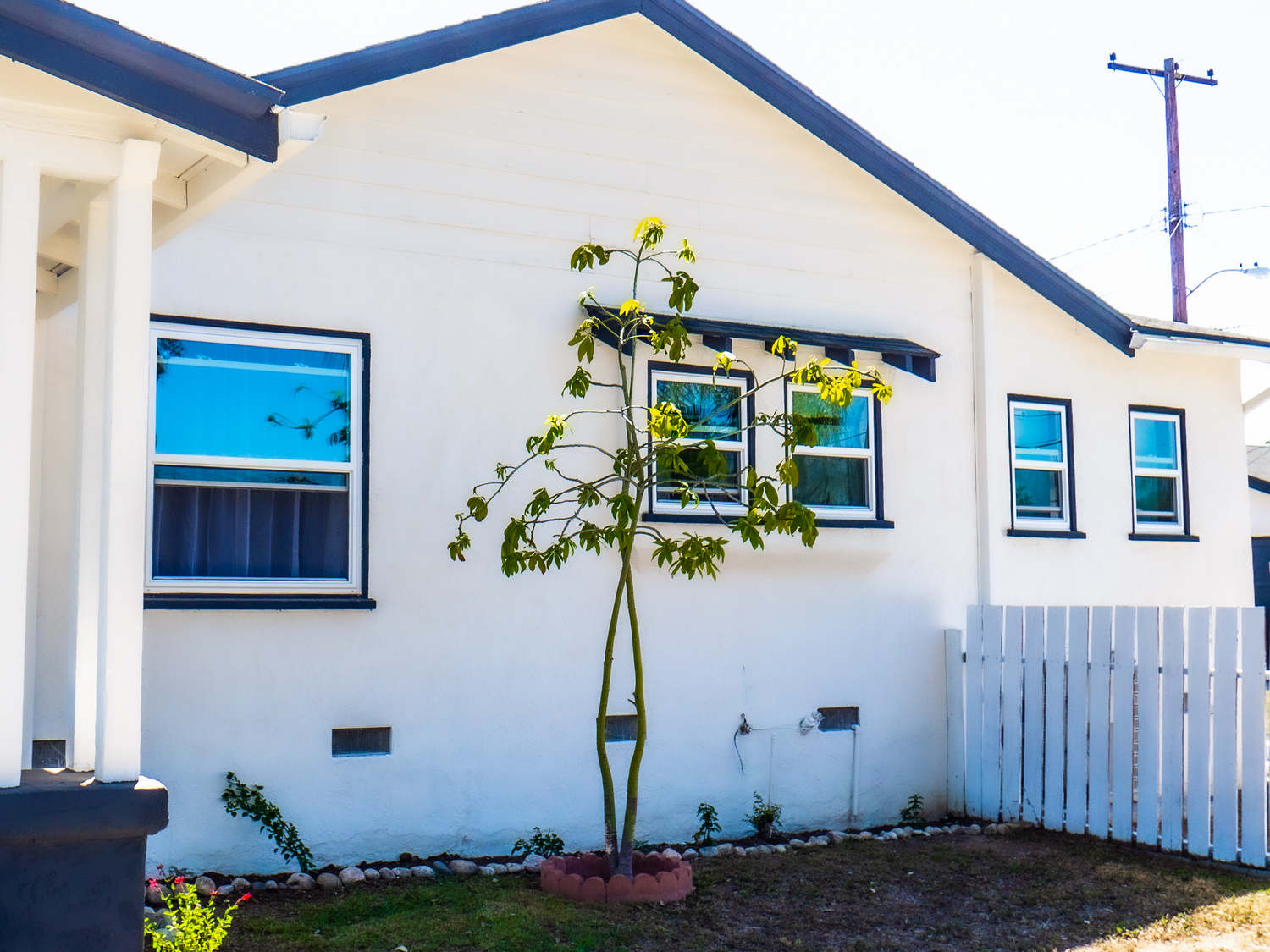 House with new replacement windows (10 Reasons Why You Should Replace Your Windows)