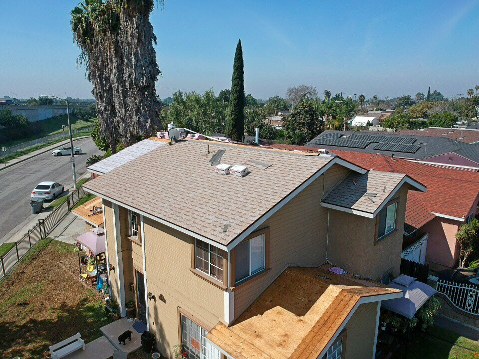 Roof Installation in Lynwood, CA after